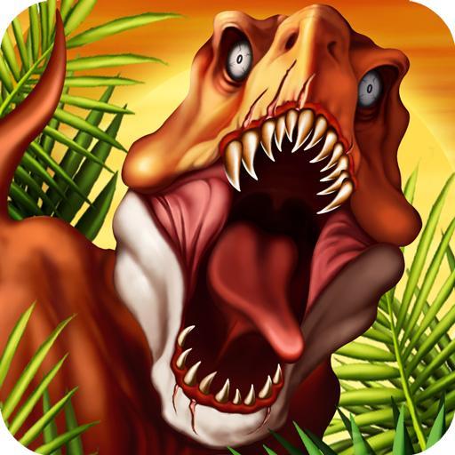 DINO WORLD Jurassic builder 2 (game)