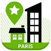 Paris Travel Guide (City Map)