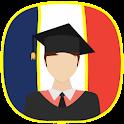 تعلم اللغة الفرنسية بالعربية icon