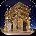 France password Lock Screen icon