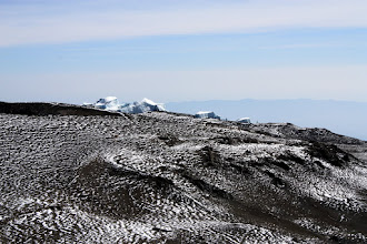 Photo: Summit view to the Eastern Ice Field
