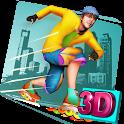 World skating pro 3d : street skater icon