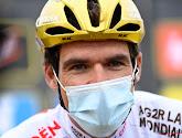 Greg Van Avermaet eindigde op de veertigste plaats in Luik-Bastenaken-Luik