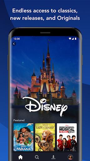 Disney Plus screenshot 2
