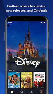 Disney Plus MOD APK 1.2.1 ( Free Premium Subscription ) 2