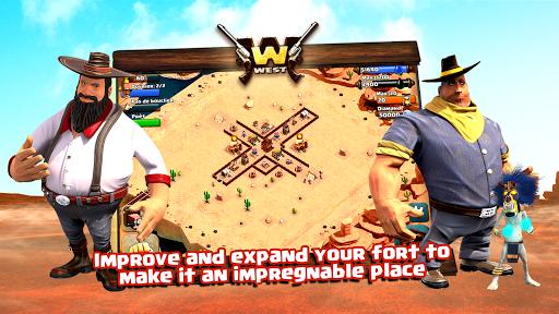 War Wild West apkpoly screenshots 3