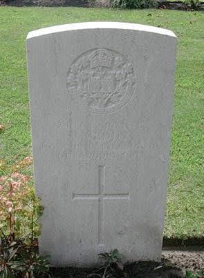 John Reddy grave