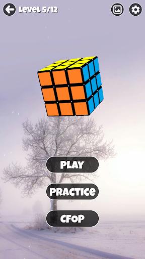 Magic Cube Puzzle 2.3 screenshots 1