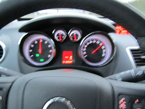 Photo: a little shaky on the autobahn at 170 kph, with cars passing me like I was parked!