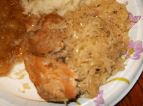 Sauerkraut And Ribs Recipe