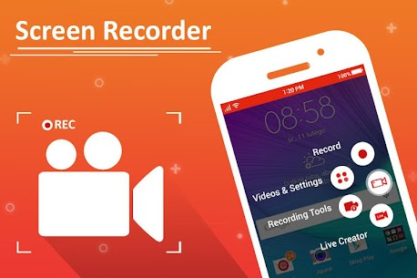 HD Screen Recorder  : Audio Video Recorder App Download For Android 7