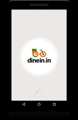 Dinein - screenshot