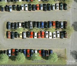 Photo: Wo ist der Dehler geparkt?