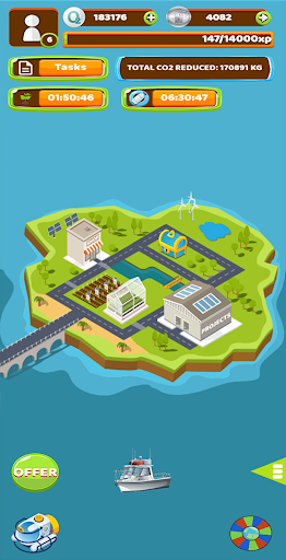 CO2 Cards - Play & reduce real-life CO2 emissions! apktram screenshots 2