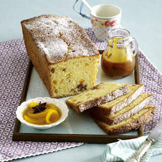 Apricot, Date and Cardamom Cake.