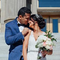 Wedding photographer Anna Rotaru (Nash07h). Photo of 15.10.2017