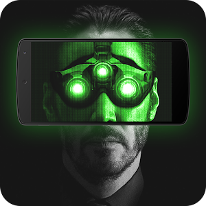 Night Vision Camera Simulator for PC and MAC