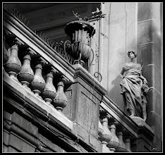 Photo: photo taken this morning to a balcony of the street Petritxol in Barcelona.  My contribution to: #filmnoirfriday +Film Noir Fridayby +Thorn Button+Paul Wright+Kel Hayner