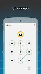 Norton App Lock Screenshot