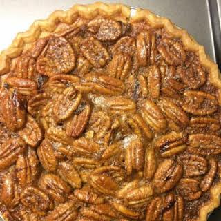 Amazing Southern Pecan Pie.