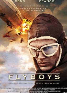 Phim Phi Đội Cảm Tử - Flyboys