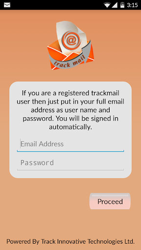 TrackIT Email Client