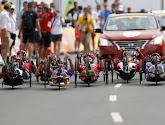Maxime Hordies devient champion du monde de para-cyclisme