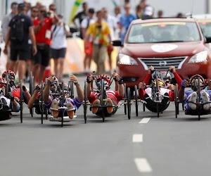 Un Bruxellois devient champion du monde de para-cyclisme