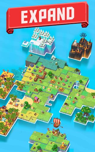 Merge Stories - Merge, Build and Raid Kingdoms! painmod.com screenshots 19