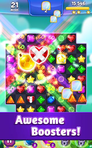 解謎必備免費app推薦|ジュエルマッチキング:クエスト線上免付費app下載|3C達人阿輝的APP