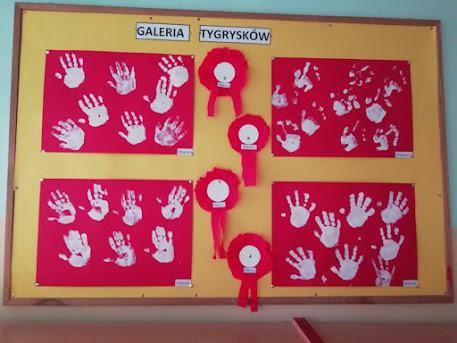 Tygryski świętują Niepodległość Polski