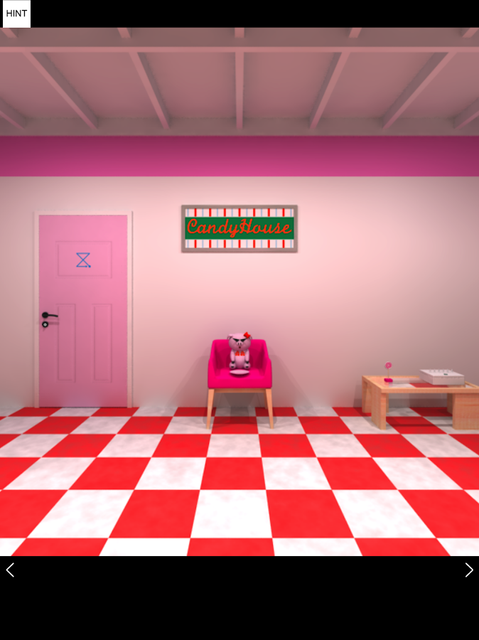 Escape Game - Candy House- screenshot