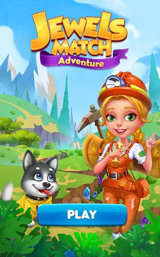 Jewels Match Adventure screenshots 10