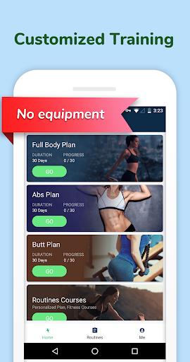 Fat Burning Workout 1.2.8 screenshots 3