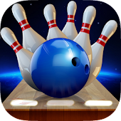 Real Bowling Strike 10 Pin