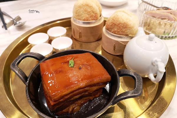 飯BAR Station 信義微風店|精緻創意上海菜,桌邊服務很威喔(市政府美食)