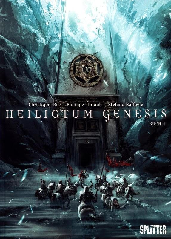 Heiligtum Genesis (2015) - komplett