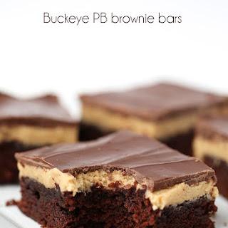 Buckeye Brownies.