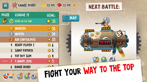 Cats vs Pigs: Battle Arena 0.9.7 {cheat|hack|gameplay|apk mod|resources generator} 4