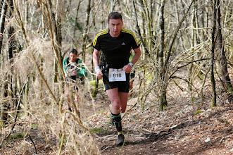 Photo: Course hors stade  22/03/2014  Trail des Trois Chapelles Bains-sur-Oust  15 km  Fabien Le Caer  Athlé Pays de Redon