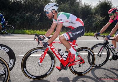 Tour de Burgos : Nizzolo n'a pas pu réitérer sa performance