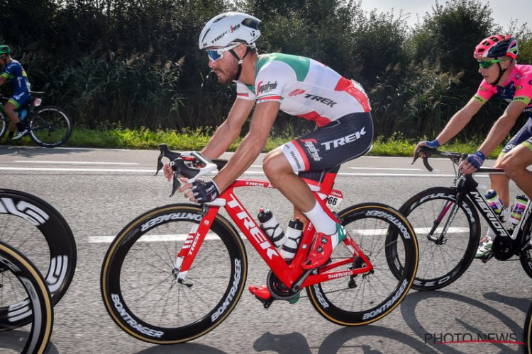 🎥 Tour de Burgos : Nizzolo n'a pas pu réitérer sa performance