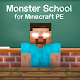 Monster School for Minecraft PE APK
