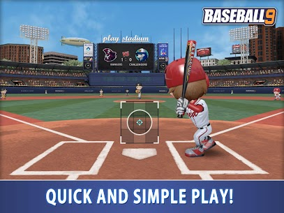 BASEBALL 9 MOD Apk 1.3.5 (Unlimited Gems/Coins/Energy) 8