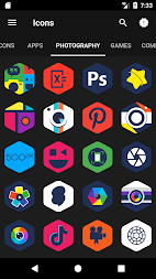 Orini - Icon Pack APK screenshot thumbnail 6
