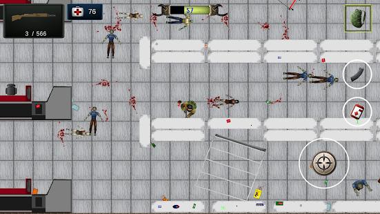 Hack Game Zombie War Survivor - Arcade Top Down shooter Free apk free
