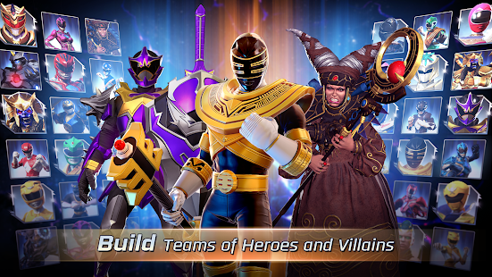 Power Rangers: Legacy Wars Screenshots