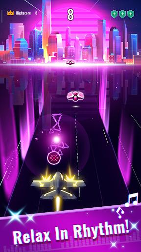 Rhythm Flight: EDM Music Game screenshots 2