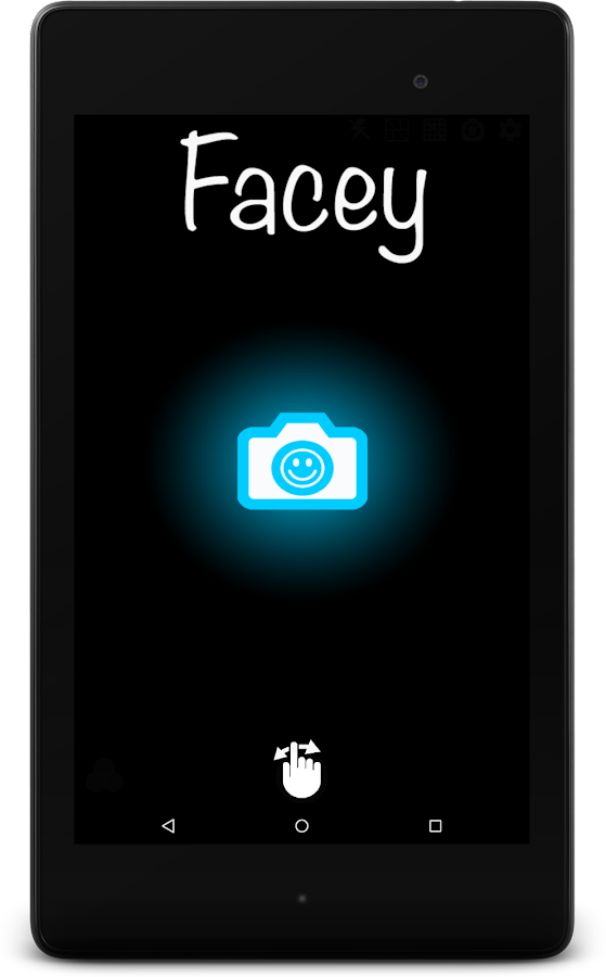 Facey Camera- screenshot