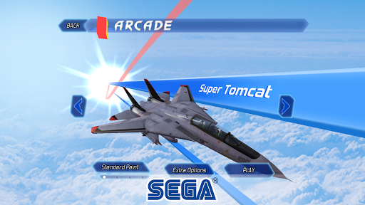 Code Triche After Burner Climax APK MOD (Astuce) screenshots 1